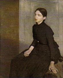 Portraitofayoungwoman